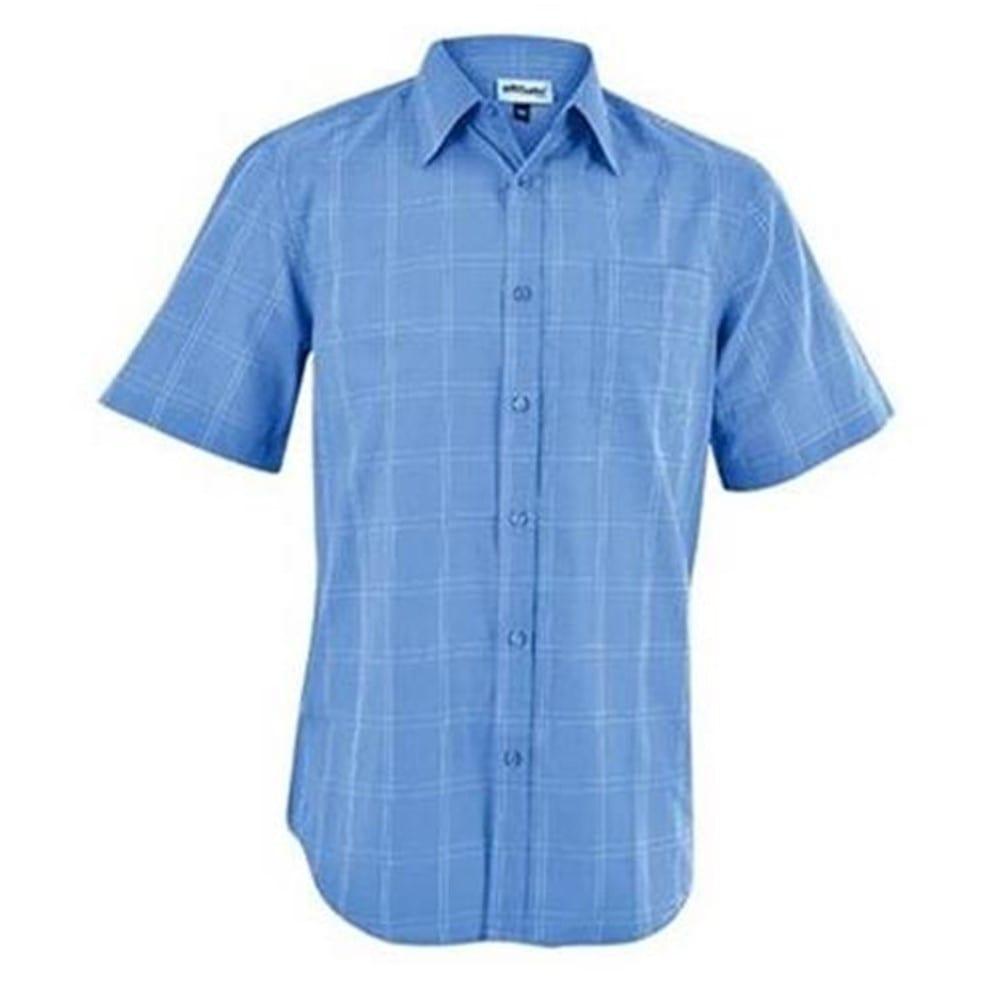 Mens Graduate Shirt - XL, Sky Blue