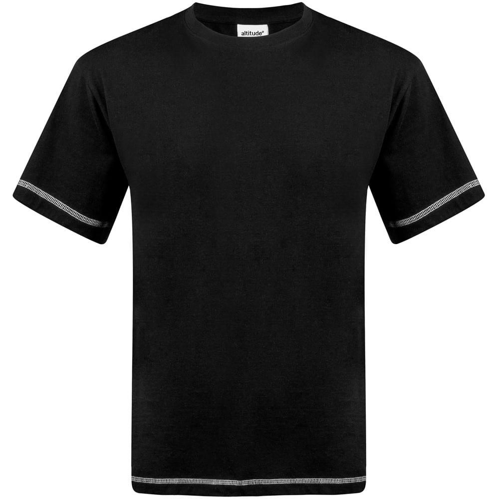 Mens Velocity T-Shirt - 4XL, Red